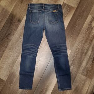 Joe's skinny high rise jeans